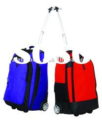 2012 fashion laptop backpack with trolley