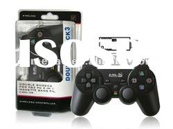 2 in 1 DOUBLE SHOCK Wireless Controller