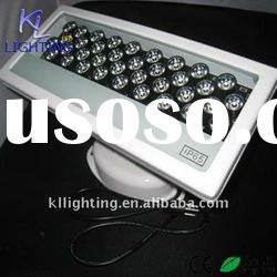 36Pcs LEDs IP65 High Quality DMX512 led wall washer with remote control