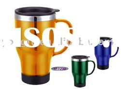 450ml double wall stainless steel inner thermic mug