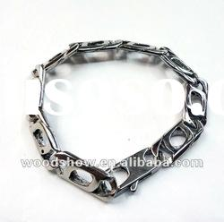 Fashion Hot Sale Stainless Steel Links Bracelet