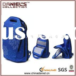 High quality and fashion 1680D polyester kids school bags