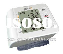 Manufacturer of Wrist Blood Pressure Meter (LCD screen size:36*44mm)