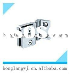 Stainless Steel Wall Fixation Hinge For Glass Door HL-A-807