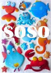 acid and lignin free puffy stickers
