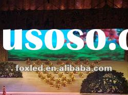 full color indoor led video sign for p6