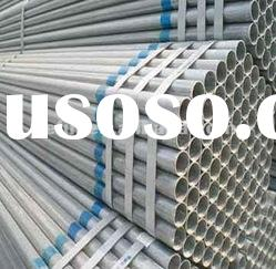 galvanized carbon steel thick wall tube &pipe,astm a53 ,q235