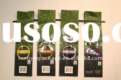 high quality coffee bag with valve/coffee packaging bag