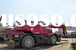 2002 used rough terrain crane Tadano TR-500M 50t for sell