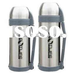 2012Hot sales ! travel mug thermo mug stainless steel ss travel vacuum flask cup ZZTB-21