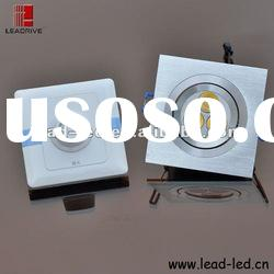 2012 hot sell high quality dimmable 3W cob led down light