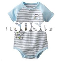 2012 hottest selling triangle baby romper children sets