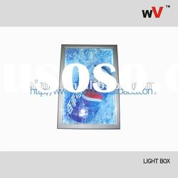 2012 led light panel and outdoor scrolling light box