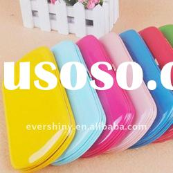 2012 new arrival lady hot sale various colors credit card holder