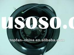 220V 175*69mm outer-rotor centrifugal fans without capacitor for industrial cooling