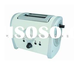 2 Slice Electric Bread Toaster
