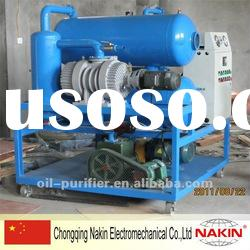 2-stage Vacuum Transformer Oil Filtration (improve oil dielectric strength)