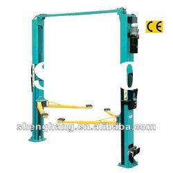 2tons two post car lift hydraulic car lift cheap car lifts QDSH-L2027 1800mm