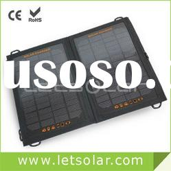 3W foldable all mobile phone portable solar pack