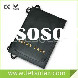 3 foldable solar pack for all smart phone