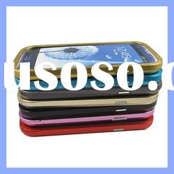 Aluminum Metal Skin Frame Bumper Case Cover for Samsung Galaxy S3 SIII i9300