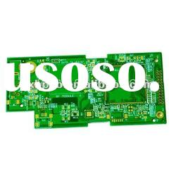 Double-sided PCB with copper thickness 1oz