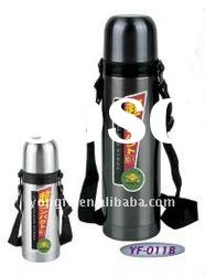 Double wall stainless steel thermo bottle