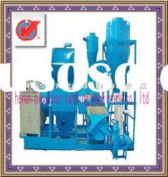 Dry way SX-1000 copper wire granulator and separator