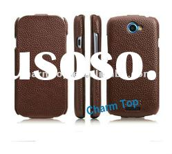 Hot Selling Genuine Leather Case for HTC One S