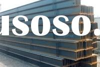 Hot rolled steel h-section steel