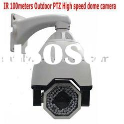 IR 320 Ft distance zoom security outdoor PTZ