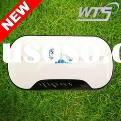 Portable wireless N and internal SIM card&lithium battery 3G Router