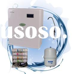 RO system water dispenser with filter