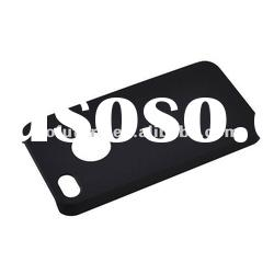 Show apple logo mobile phone case for iphone