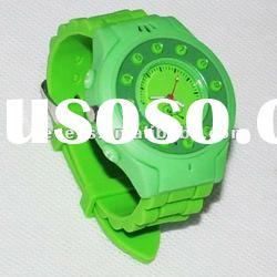 Touch scree mobile phone smallest watch phone for kids