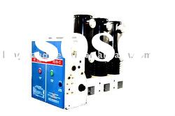 VS1/R-12 Series Indoor High Voltage Vacuum Circuit Breaker With Lateral Operating Mechanism