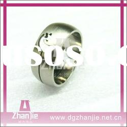 Wholesale fashion stainless steel cheap beautiful rings