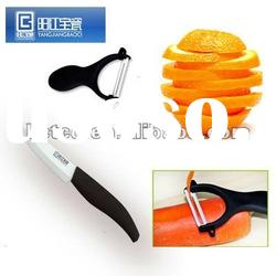 Wholesale kitchen knife & peeler set