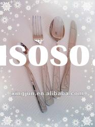 XJ20925 Cool design royal stainless steel cutlery