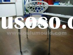 beautiful plastic injection chair mould