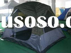 camping tent/double wall tent/waterproof family tent