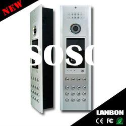 high level wireless door access control system intercom system