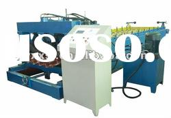 high speed 828/1100 metal/glazed roof tile panel forming machine