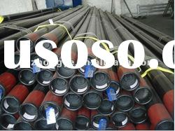 hot rolled ASTM A53 B seamless steel pipe