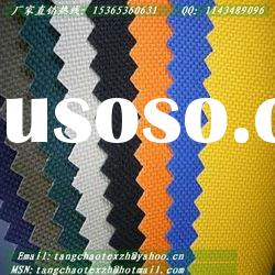 oxford fabric 300D PVC fabric(rcycled PET)