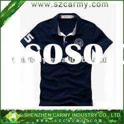 100% Pure Cotton Polo Style Super Breathable Quick Dry T-Shirt
