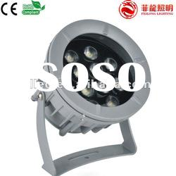 12w high power color changing outdoor led flood light