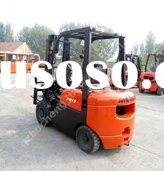 1.5 ton hydraulic diesel forklift truck CE arroved