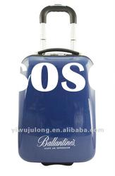 2012 Luggage,Trolley case,PC025,PC+ABS,blue color,trolley luggage