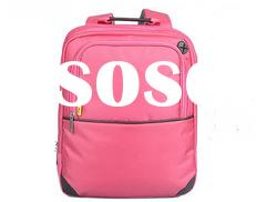 2012 New Fashion Nylon Women Laptop Backpack For 14 Inch